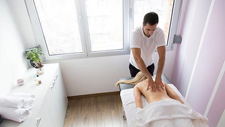 Booking software for massage centers and salons